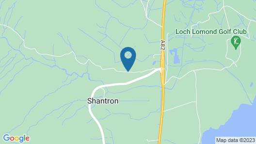 Shegarton Farm Cottages Map