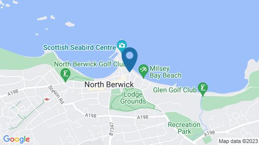 Bass Rock View Map