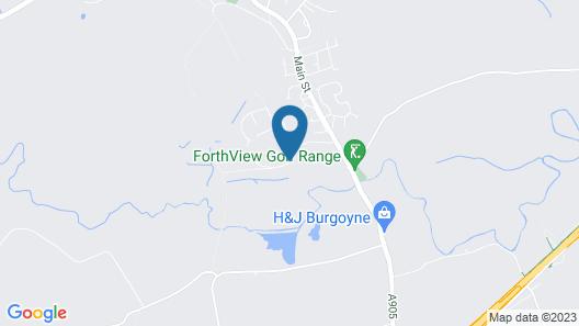 Airth Castle Hotel & Spa Map