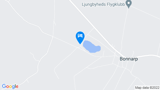 2 Bedroom Accommodation in Ljungbyhed Map