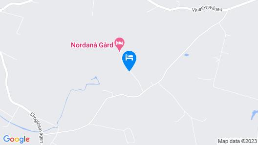 Nordanå Gård Map