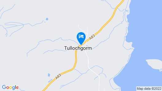 Tullochgorm Map