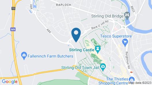 Castlecroft Map