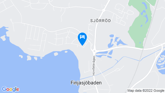 5 Person Holiday Home in Hässleholm Map