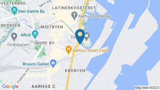Hotel Atlantic Map