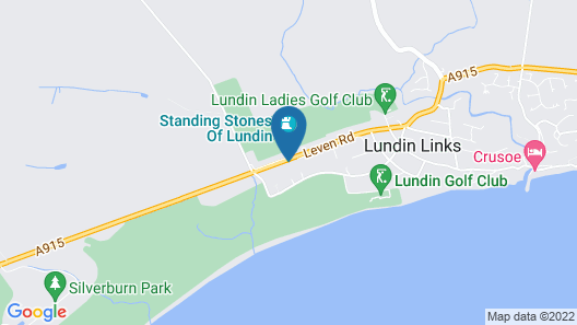 The Old Manor Hotel Map