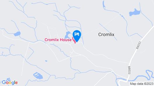 Cromlix Map