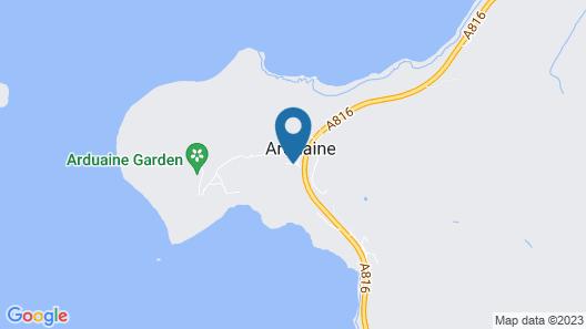Loch Melfort Hotel Map