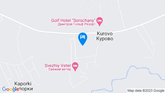 Dmitrov Golf Resort  Map
