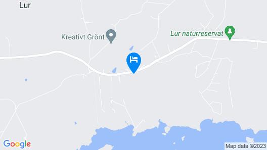 6 Person Holiday Home in Hästveda Map