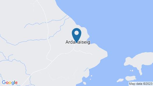 Ardanaiseig Hotel Map