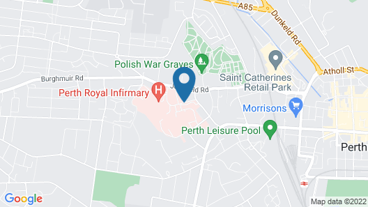 The Fitzroy Map