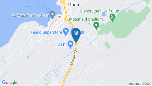 Glenview Guest House Map