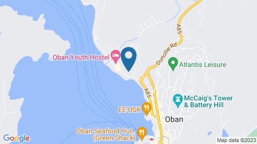Muthu Alexandra Hotel Map