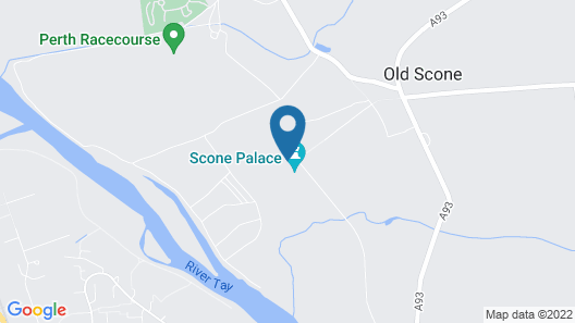 Balvaird Wing at Scone Palace Map