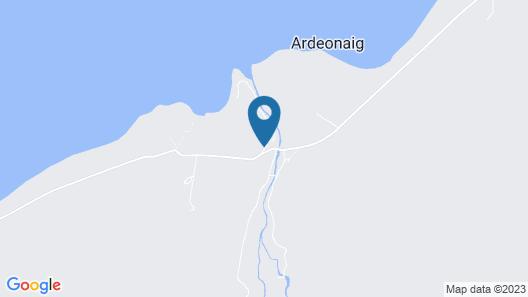 Ardeonaig Hotel Map