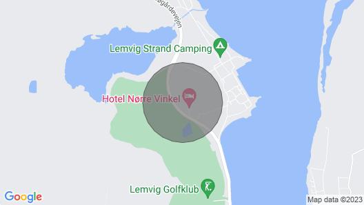 2 bedroom accommodation in Lemvig Map
