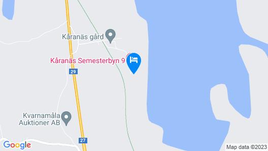 Semesterbyn Kåranäs Map