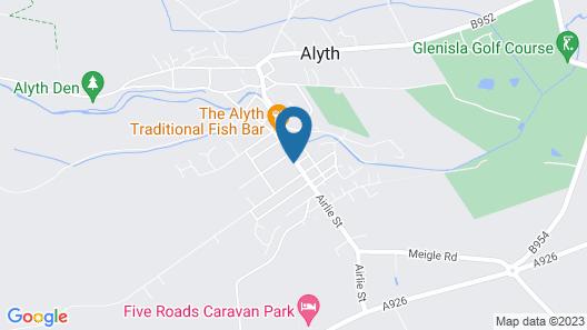 Tigh Na Leigh Map