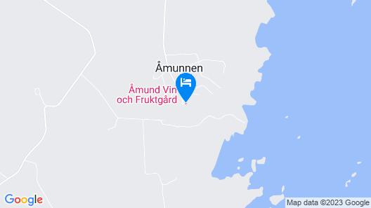 Åmund Vin & Fruktgård Map