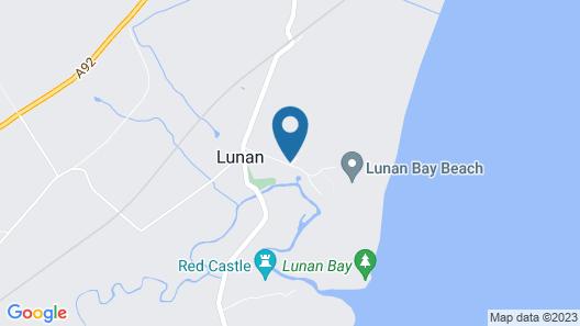 Lunan House Hotel Map