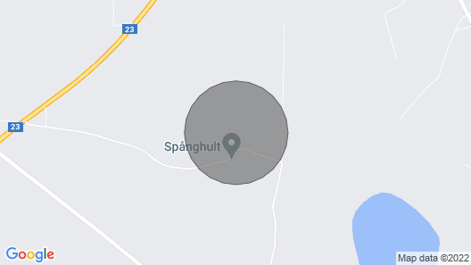1 Bedroom Accommodation in Älmhult Map