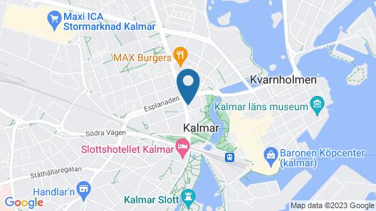 Jennygården Map