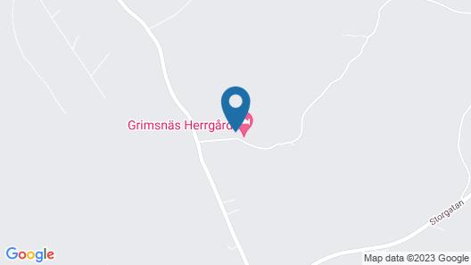 Grimsnäs Herrgård Map