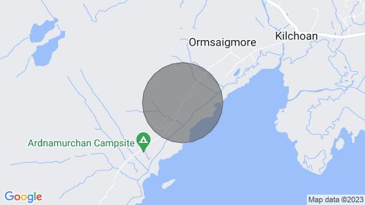 Burnbank Map