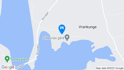 2 Bedroom Accommodation in Växjö Map