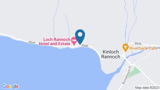Loch Rannoch Hotel & Estate Map
