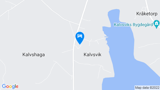 5 Person Holiday Home in Kalvsvik Map