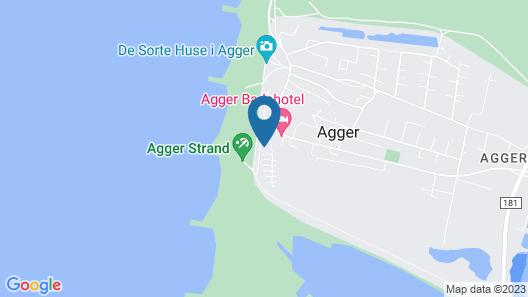 Agger Tange Feriecenter Map