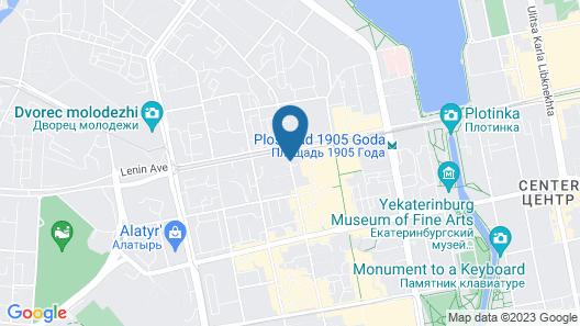 Tenet Map