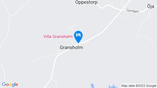 Villa Gransholm Map