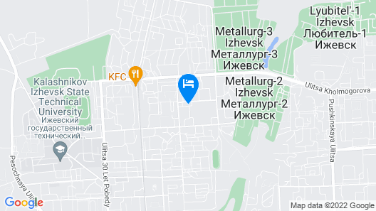 Hostel U Fominyh Map
