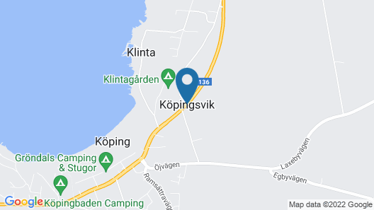 Lundegård Camping & Stugby Map