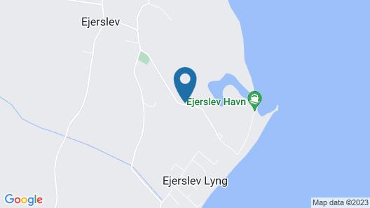 Ved Ejerslev Havn Map