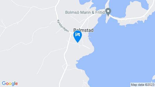 2 Bedroom Accommodation in Bolmsö Map