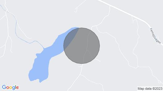 1 Bedroom Accommodation in Hyltebruk Map