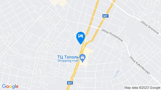 Hotel Rai Map