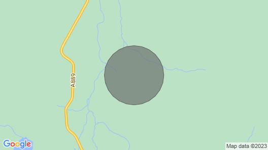Osprey Cottage Map