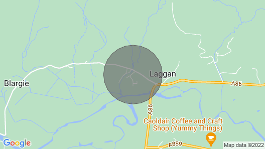 The Laggan Drey Map