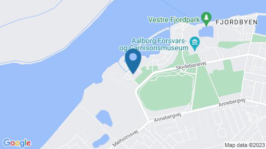 U3z Aalborg Hytteø Map