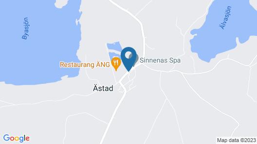 Ästad Vingård Map