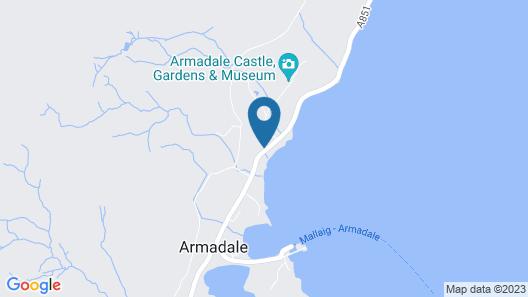 Armadale Castle Map