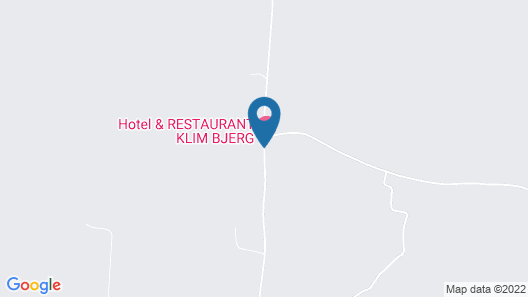 Hotel Klim Bjerg Map