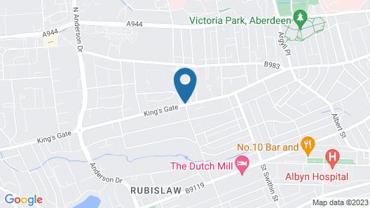 Atholl Hotel Map