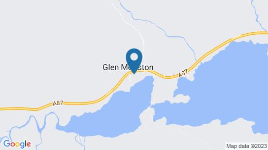 Cluanie Inn Map