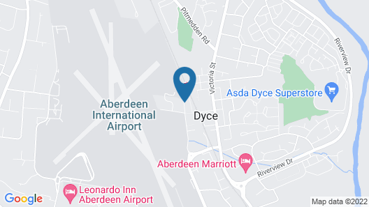 Ardenlea House Hotel B&B Map